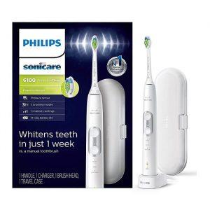 Bàn chải điện Philips Sonicare 6100