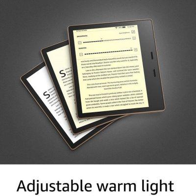 Máy đọc sách Kindle Oasis 3 10th 3